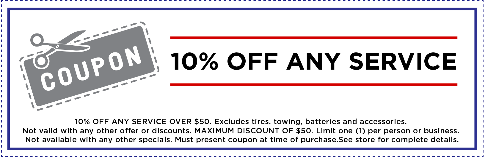 10% Off Coupon. See Shop for Details